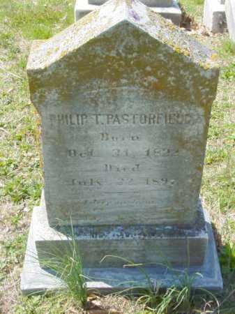 PASTORFIELD, PHILIP T. - Talbot County, Maryland | PHILIP T. PASTORFIELD - Maryland Gravestone Photos