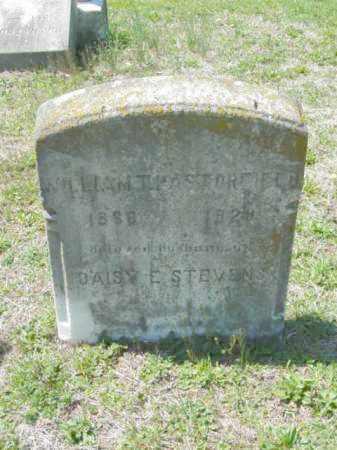 PASTORFIELD, WILLIAM T. - Talbot County, Maryland | WILLIAM T. PASTORFIELD - Maryland Gravestone Photos