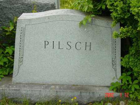PILSCH, MONUMENT - Talbot County, Maryland | MONUMENT PILSCH - Maryland Gravestone Photos