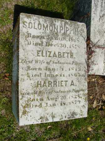 PIPPIN, HARRIET A. - Talbot County, Maryland | HARRIET A. PIPPIN - Maryland Gravestone Photos