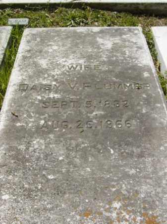 PLUMMER, DAISY V. - Talbot County, Maryland | DAISY V. PLUMMER - Maryland Gravestone Photos