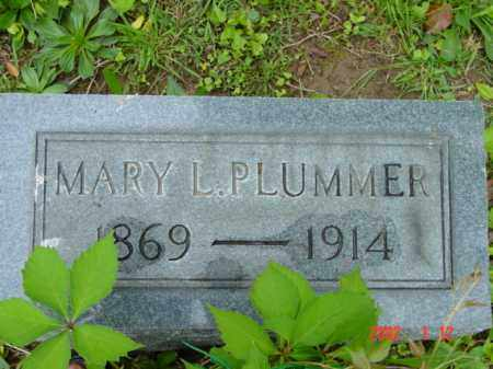 PLUMMER, MARY L. - Talbot County, Maryland | MARY L. PLUMMER - Maryland Gravestone Photos