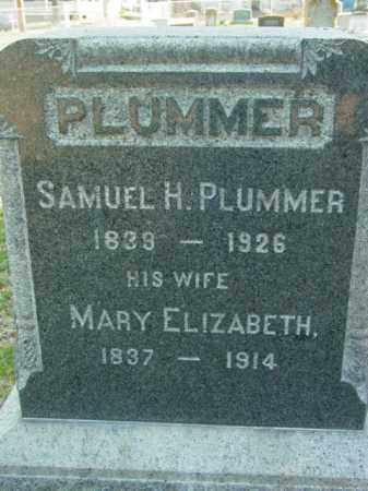 PLUMMER, SAMUEL H. - Talbot County, Maryland | SAMUEL H. PLUMMER - Maryland Gravestone Photos