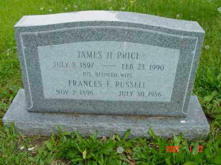 PRICE, FRANCES E. - Talbot County, Maryland | FRANCES E. PRICE - Maryland Gravestone Photos