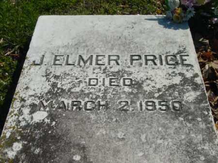 PRICE, J. ELMER - Talbot County, Maryland | J. ELMER PRICE - Maryland Gravestone Photos