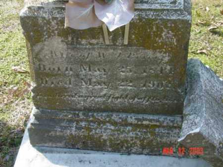 PRICE, MRS. WILLIAM - Talbot County, Maryland | MRS. WILLIAM PRICE - Maryland Gravestone Photos