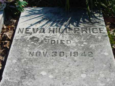PRICE, NEVA HILL - Talbot County, Maryland | NEVA HILL PRICE - Maryland Gravestone Photos