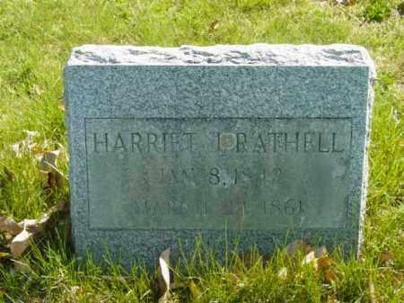 RATHELL, HARRIETT I. - Talbot County, Maryland | HARRIETT I. RATHELL - Maryland Gravestone Photos