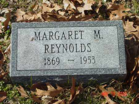 REYNOLDS, MARGARET M. - Talbot County, Maryland   MARGARET M. REYNOLDS - Maryland Gravestone Photos