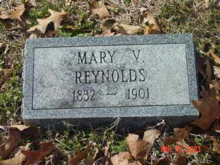 REYNOLDS, MARY V. - Talbot County, Maryland | MARY V. REYNOLDS - Maryland Gravestone Photos