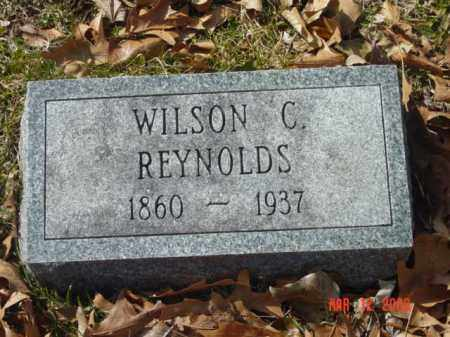 REYNOLDS, WILSON C. - Talbot County, Maryland   WILSON C. REYNOLDS - Maryland Gravestone Photos