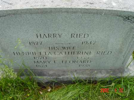 LEONARD, MARY E. - Talbot County, Maryland   MARY E. LEONARD - Maryland Gravestone Photos
