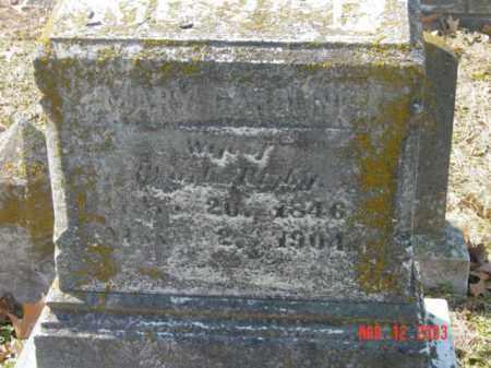 RIGBY, MARY C. - Talbot County, Maryland | MARY C. RIGBY - Maryland Gravestone Photos