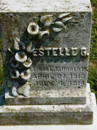 ROBERTS, ESTELLE G. - Talbot County, Maryland   ESTELLE G. ROBERTS - Maryland Gravestone Photos