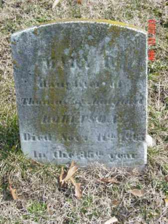 ROBINSON, MARY R. - Talbot County, Maryland | MARY R. ROBINSON - Maryland Gravestone Photos