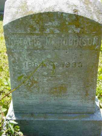 ROBINSON, NATALIE M. - Talbot County, Maryland   NATALIE M. ROBINSON - Maryland Gravestone Photos
