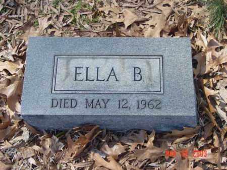 ROBSON, ELLA B. - Talbot County, Maryland | ELLA B. ROBSON - Maryland Gravestone Photos