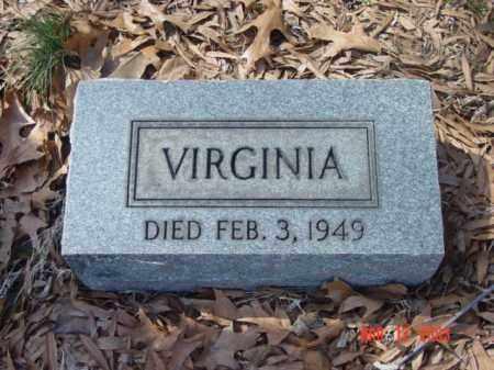 ROBSON, VIRGINIA - Talbot County, Maryland | VIRGINIA ROBSON - Maryland Gravestone Photos