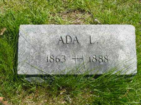 ROE, ADA L. - Talbot County, Maryland | ADA L. ROE - Maryland Gravestone Photos