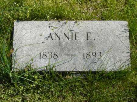 ROE, ANNIE E. - Talbot County, Maryland | ANNIE E. ROE - Maryland Gravestone Photos