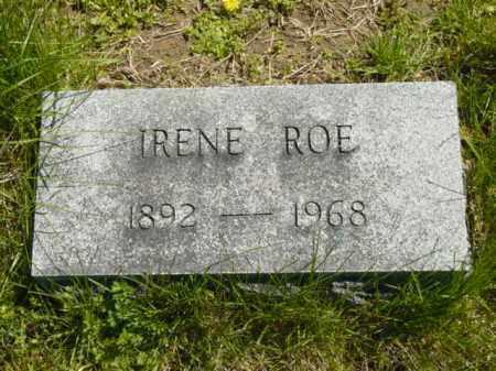 ROE, IRENE - Talbot County, Maryland | IRENE ROE - Maryland Gravestone Photos