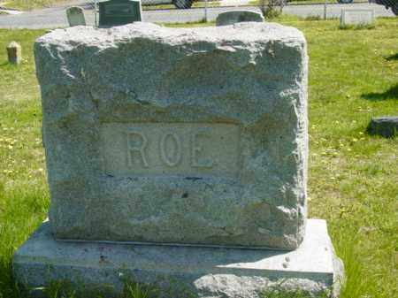ROE, MONUMENT - Talbot County, Maryland | MONUMENT ROE - Maryland Gravestone Photos