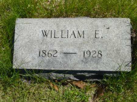 ROE, WILLIAM E. - Talbot County, Maryland | WILLIAM E. ROE - Maryland Gravestone Photos