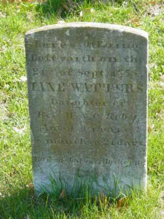 RUBY, LANE WALTERS - Talbot County, Maryland | LANE WALTERS RUBY - Maryland Gravestone Photos