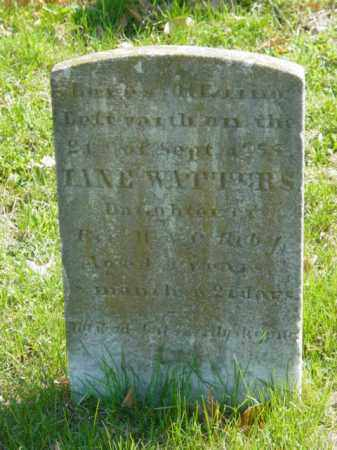 RUBY, LANE WALTERS - Talbot County, Maryland | LANE WALTERS RUBY - Maryland Gravestone Photos