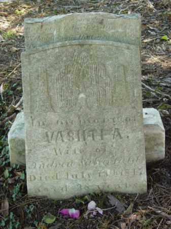 SATTERFIELD, VASHTIA - Talbot County, Maryland | VASHTIA SATTERFIELD - Maryland Gravestone Photos