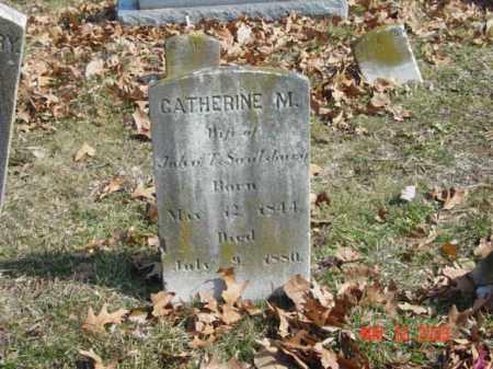 SAULSBURY, CATHERINE M. - Talbot County, Maryland   CATHERINE M. SAULSBURY - Maryland Gravestone Photos