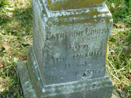 SAULSBURY, CATHERINE LOUISA - Talbot County, Maryland | CATHERINE LOUISA SAULSBURY - Maryland Gravestone Photos