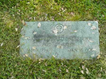 SAULSBURY, GAREY EDWARD - Talbot County, Maryland   GAREY EDWARD SAULSBURY - Maryland Gravestone Photos