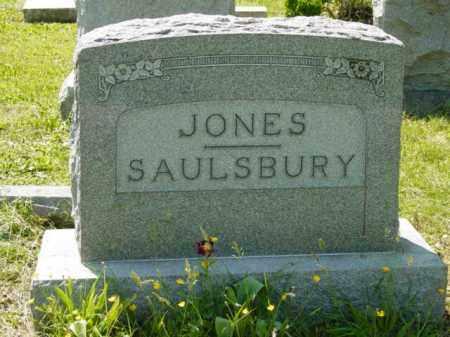 SAULSBURY, MONUMENT - Talbot County, Maryland | MONUMENT SAULSBURY - Maryland Gravestone Photos
