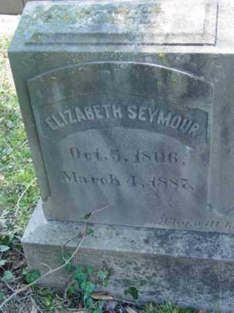 SEYMOUR, ELIZABETH - Talbot County, Maryland   ELIZABETH SEYMOUR - Maryland Gravestone Photos