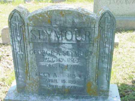 SEYMOUR, GEORGE A. - Talbot County, Maryland | GEORGE A. SEYMOUR - Maryland Gravestone Photos