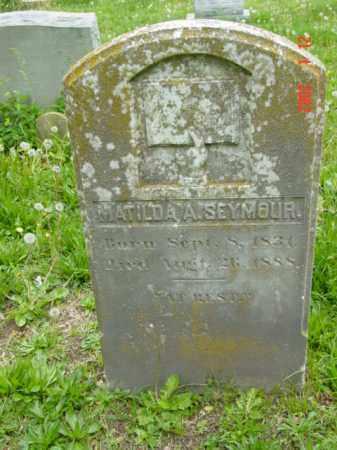 SEYMOUR, MATILDA A. - Talbot County, Maryland | MATILDA A. SEYMOUR - Maryland Gravestone Photos