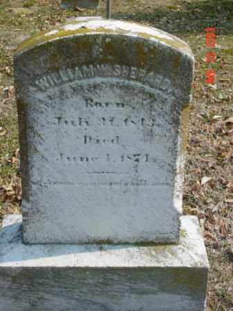 SHEPARD, WILLIAM W. - Talbot County, Maryland | WILLIAM W. SHEPARD - Maryland Gravestone Photos