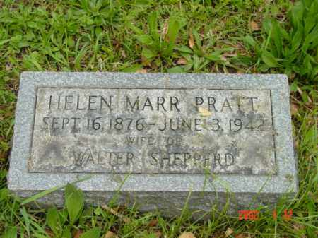 PRATT SHEPPERD, HELEN MARR - Talbot County, Maryland   HELEN MARR PRATT SHEPPERD - Maryland Gravestone Photos