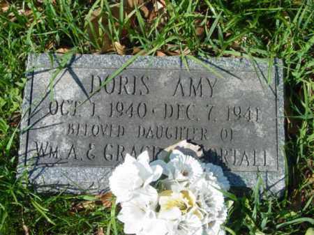 SHORTALL, DORIS AMY - Talbot County, Maryland   DORIS AMY SHORTALL - Maryland Gravestone Photos
