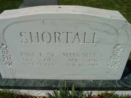 SHORTALL, MARGARET C. - Talbot County, Maryland   MARGARET C. SHORTALL - Maryland Gravestone Photos