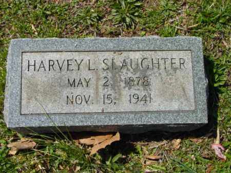 SLAUGHTER, HARVEY L. - Talbot County, Maryland | HARVEY L. SLAUGHTER - Maryland Gravestone Photos