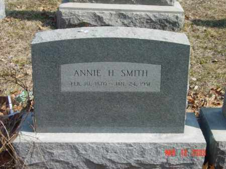 SMITH, ANNIE M. - Talbot County, Maryland | ANNIE M. SMITH - Maryland Gravestone Photos