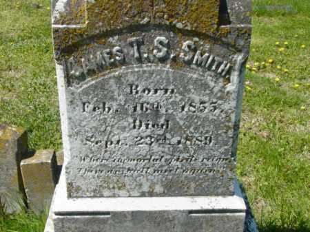 SMITH, JAMES T. S. - Talbot County, Maryland   JAMES T. S. SMITH - Maryland Gravestone Photos