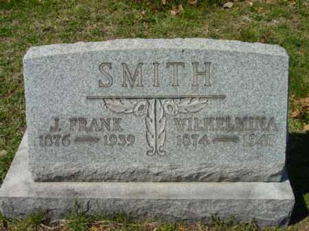SMITH, WILMELMINA - Talbot County, Maryland   WILMELMINA SMITH - Maryland Gravestone Photos
