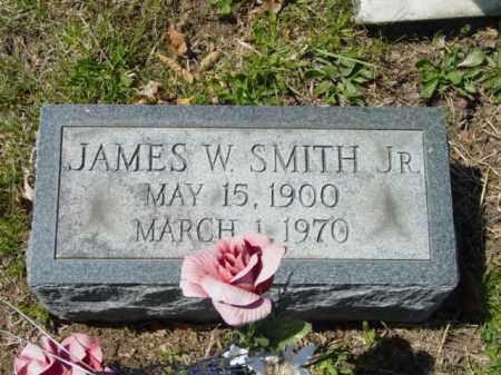 SMITH JR., JAMES W. - Talbot County, Maryland | JAMES W. SMITH JR. - Maryland Gravestone Photos