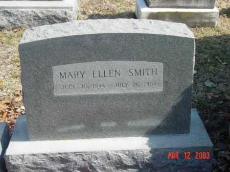 SMITH, MARY ELLEN - Talbot County, Maryland | MARY ELLEN SMITH - Maryland Gravestone Photos