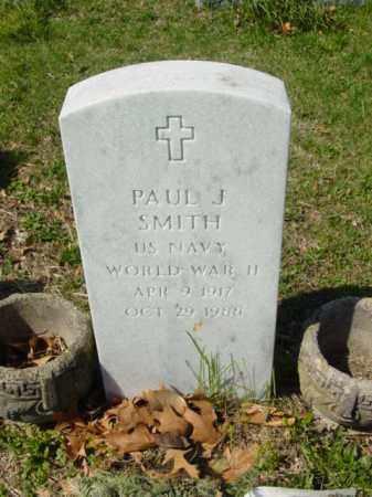 SMITH, PAUL J. - Talbot County, Maryland   PAUL J. SMITH - Maryland Gravestone Photos