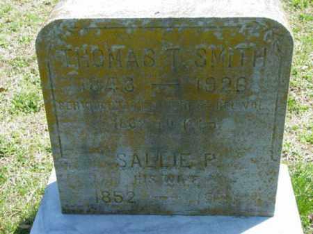 SMITH, SALLIE P. - Talbot County, Maryland | SALLIE P. SMITH - Maryland Gravestone Photos
