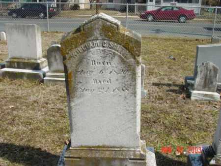 SMITH, WILLIAM C. - Talbot County, Maryland   WILLIAM C. SMITH - Maryland Gravestone Photos